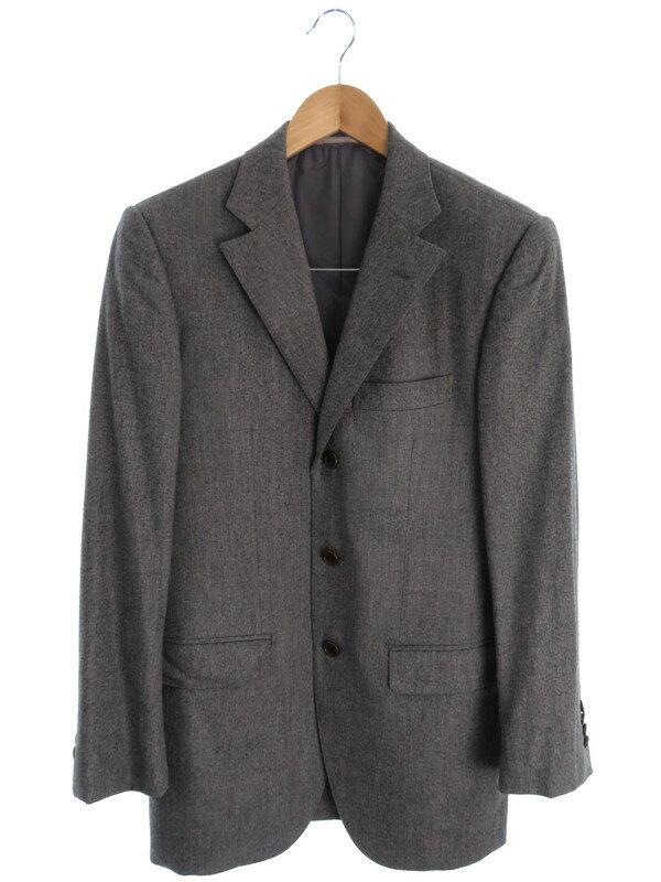【EDIFICE】【3ボタン】エディフィス『シングルスーツ上下 size44』メンズ セットアップ 1週間保証【中古】