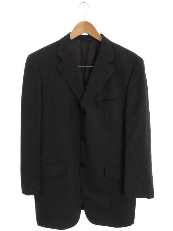【JUNMEN】【2ピース】ジュンメン『シングルスーツ上下 sizeL』メンズ セットアップ 1週間保証【中古】