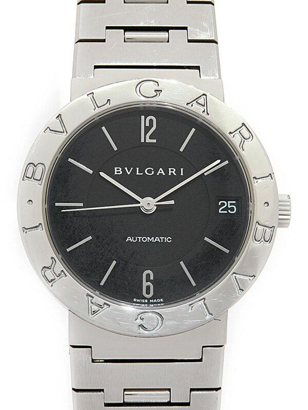 【BVLGARI】【内部点検済】ブルガリ『ブルガリブルガリ』BB33SS ボーイズ 自動巻き 1ヶ月保証【中古】