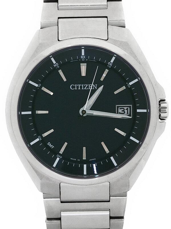 【CITIZEN】シチズン『アテッサ』CB3010-57L メンズ ソーラー電波クォーツ 1週間保証【中古】