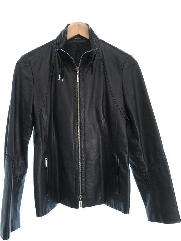 【ARTISAN】【アウター】アルチザン『レザージャケット size11』レディース 革ジャン 1週間保証【中古】