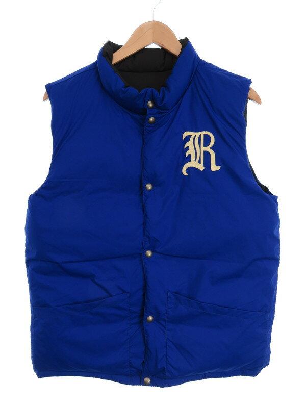 【Polo by Ralph Lauren】【アウター】ポロバイラルフローレン『リバーシブルダウンベスト sizeXL』メンズ 1週間保証【中古】