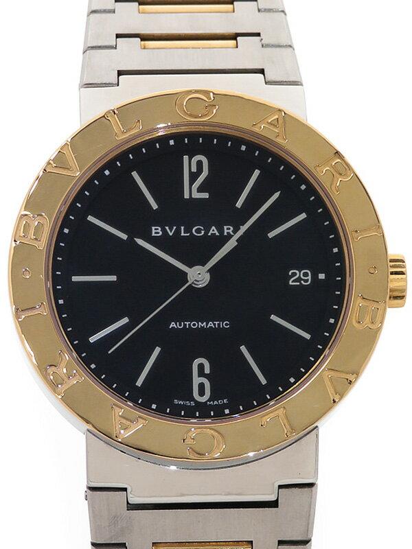 【BVLGARI】ブルガリ『ブルガリブルガリ 38mm』BB38SG メンズ 自動巻き 3ヶ月保証【中古】