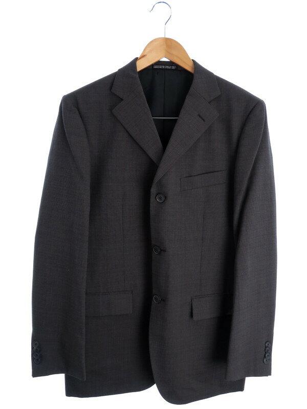 【INEDHOMME】【セットアップ】【2ピース】イネドオム『スーツ上下セット size3』メンズ 1週間保証【中古】