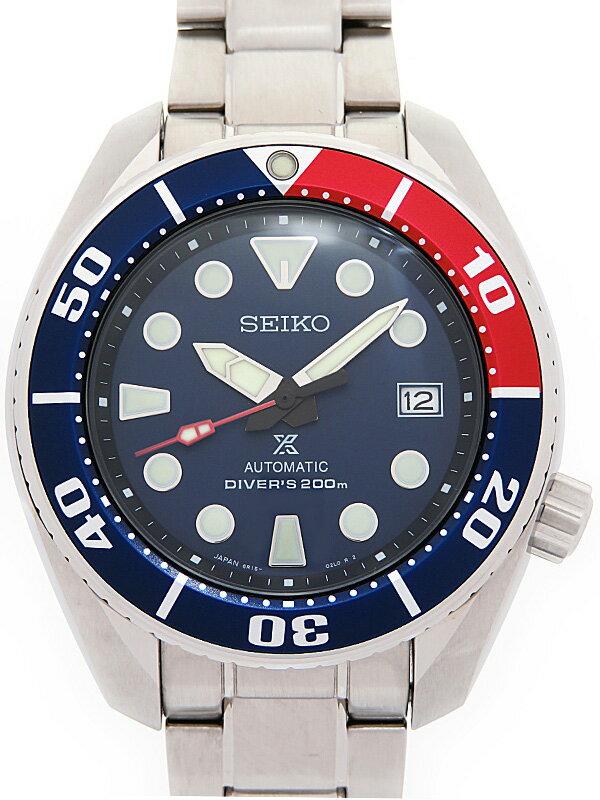 【SEIKO】セイコー『プロスペックス ダイバースキューバ』SBDC057 7N****番 メンズ 自動巻き 1週間保証【中古】