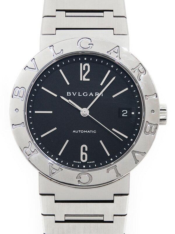 【BVLGARI】ブルガリ『ブルガリブルガリ』BB38SS メンズ 自動巻き 1ヶ月保証【中古】