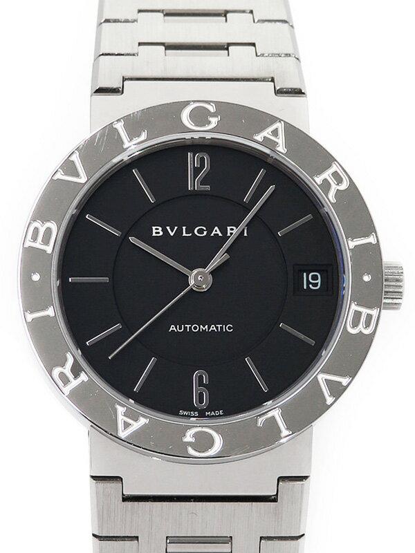 【BVLGARI】ブルガリ『ブルガリブルガリ』BB33SS ボーイズ 自動巻き 1ヶ月保証【中古】