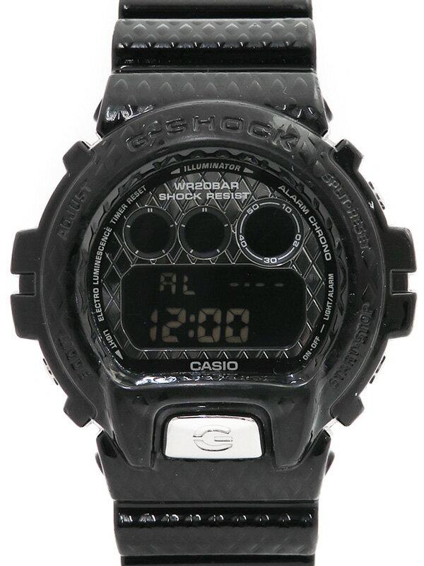 【CASIO】【G-SHOCK】カシオ『Gショック ジオメトリック』DW-6900DS-1JF メンズ クォーツ 1週間保証【中古】