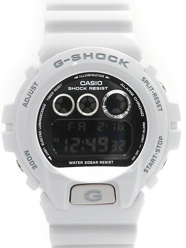 【CASIO】【G-SHOCK】【'18年購入】【美品】カシオ『Gショック メタリックカラーズ』DW-6900NB-7JF メンズ クォーツ 1週間保証【中古】