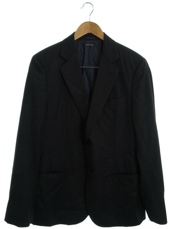 【Giorgio Armani】【上下セット】ジョルジオアルマーニ『スーツ size54』メンズ セットアップ 1週間保証【中古】