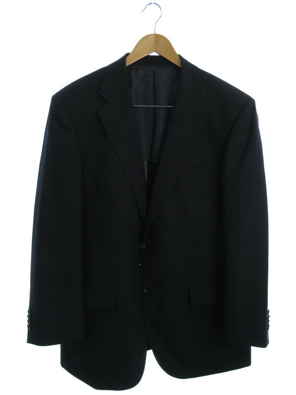 【REGAL】【上下セット】リーガル『2パンツ スーツ sizeE6』メンズ セットアップ 1週間保証【中古】
