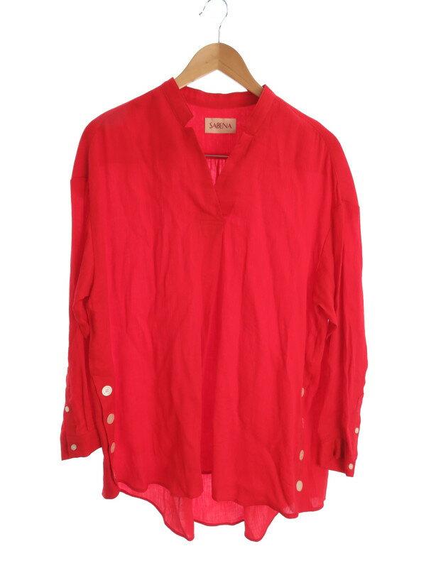 【sabena】【トップス】サベナ『長袖チュニックシャツ』レディース 1週間保証【中古】
