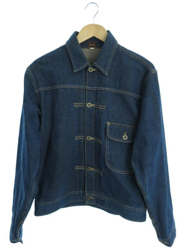 【Lee】【アウター】【Gジャン】リー『デニムジャケット size40』メンズ 1週間保証【中古】