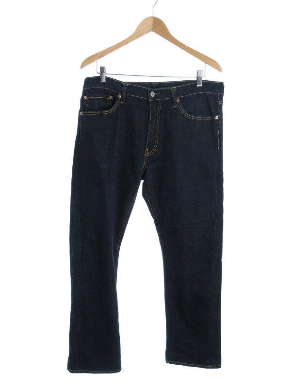 【LEVIS】【ジーパン】リーバイス『513 ジーンズ sizeW34』メンズ デニムパンツ 1週間保証【中古】
