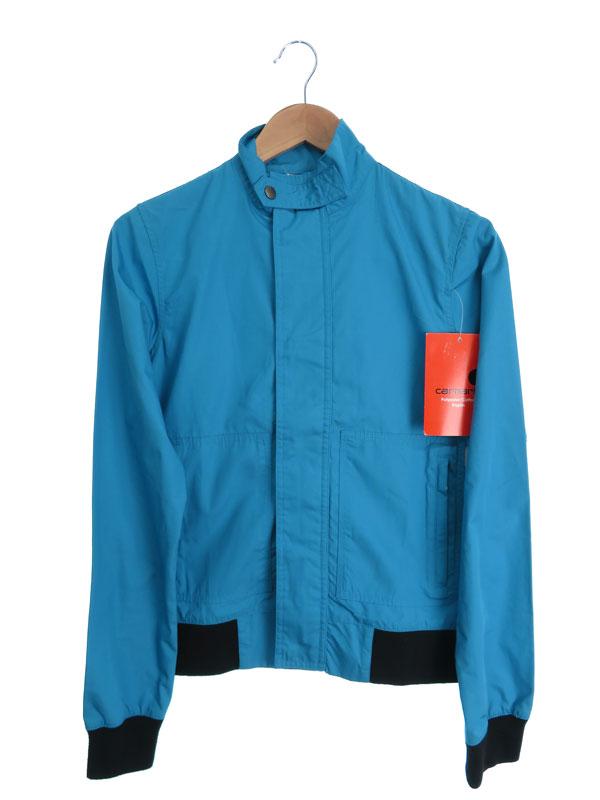 【carhartt】【アウター】カーハート『スタンドカラージップジャケット sizeS』メンズ ジャンパー 1週間保証【中古】