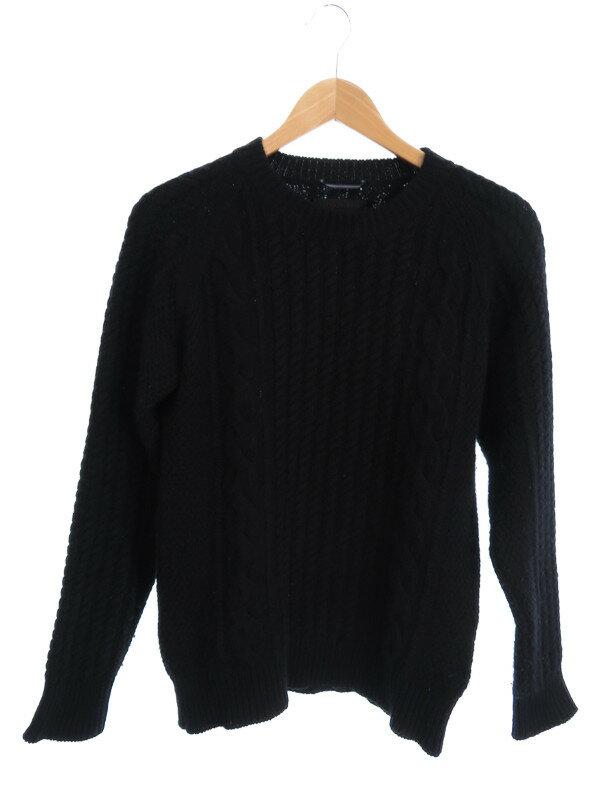 【junhashimoto】【トップス】ジュンハシモト『長袖セーター size2』メンズ ニット 1週間保証【中古】