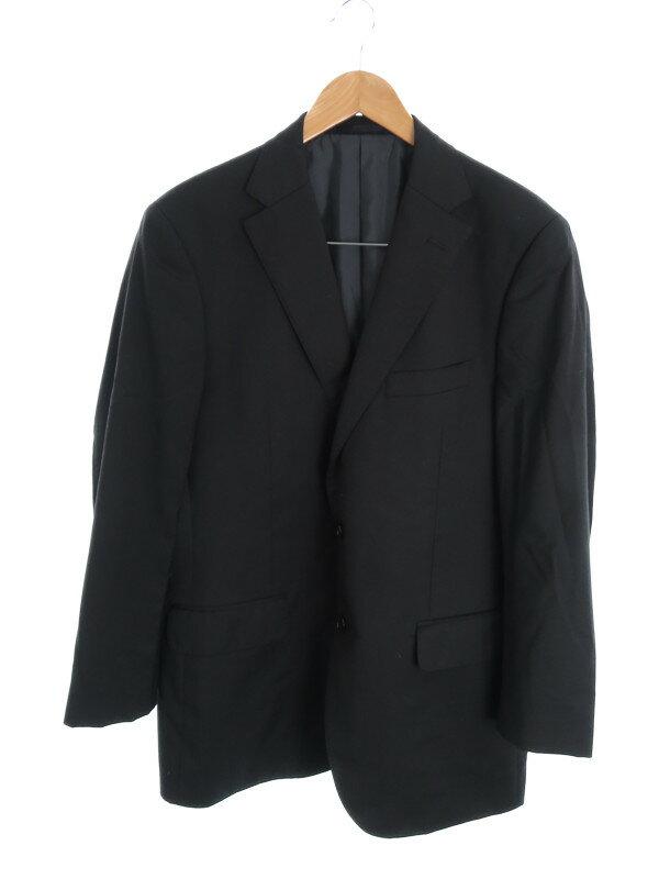 【Mitsumine】【2ピース】ミツミネ『シングルスーツ上下 sizeAB7』PSSS-1213 メンズ セットアップ 1週間保証【中古】
