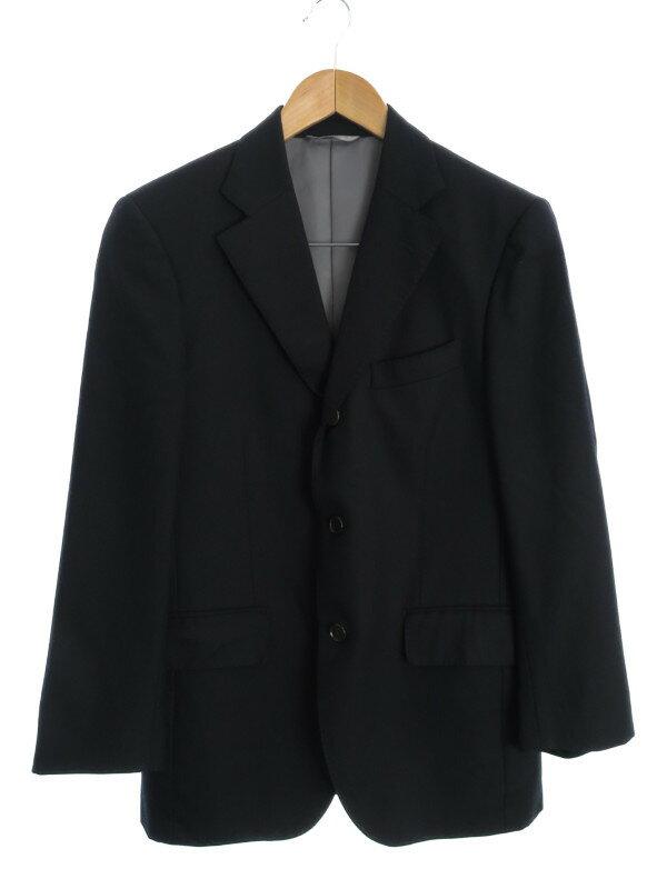 【THE SUIT COMPANY】【上下セット】ザスーツカンパニー『スーツ size165cm-6Drop』メンズ セットアップ 1週間保証【中古】