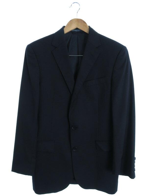 【POLO RALPH LAUREN】【2ピース】【セットアップ】ポロバイラルフローレン『スーツ上下 size40』メンズ 1週間保証【中古】