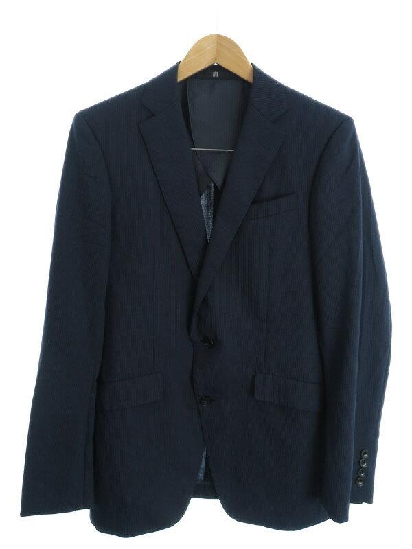 【SUIT SELECT】【2ピース】【セットアップ】スーツセレクト『スーツ上下セット sizeY5』メンズ 1週間保証【中古】