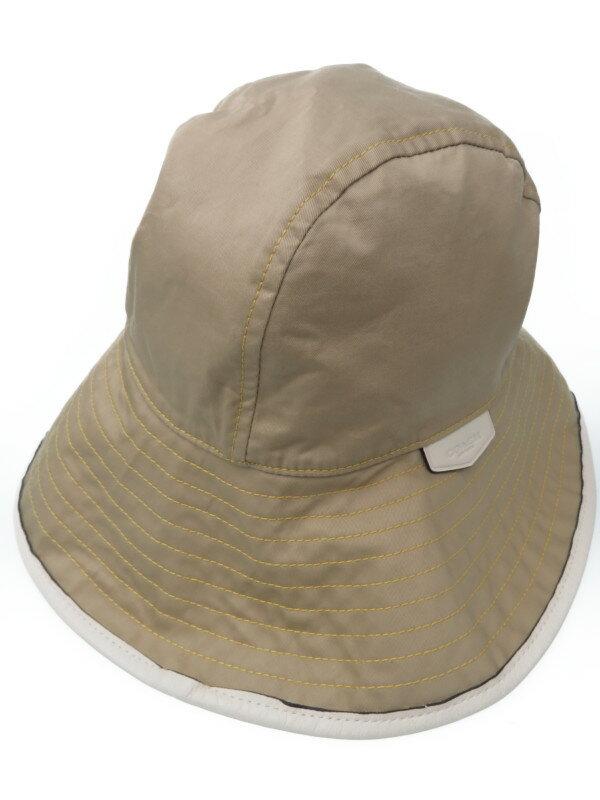 【COACH】【HADLEY PETAL HAT】コーチ『ハット size M/L』レディース 帽子 1週間保証【中古】