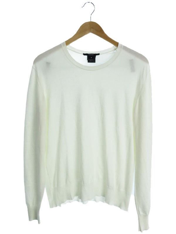 【GUCCI】【トップス】グッチ『長袖ニット sizeM』メンズ セーター 1週間保証【中古】