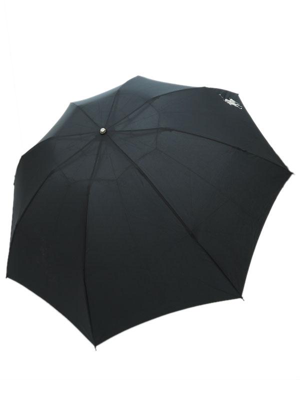 【POLO by RALPH LAUREN】【雨傘】ポロバイラルフローレン『折りたたみ傘』ユニセックス アンブレラ 1週間保証【中古】