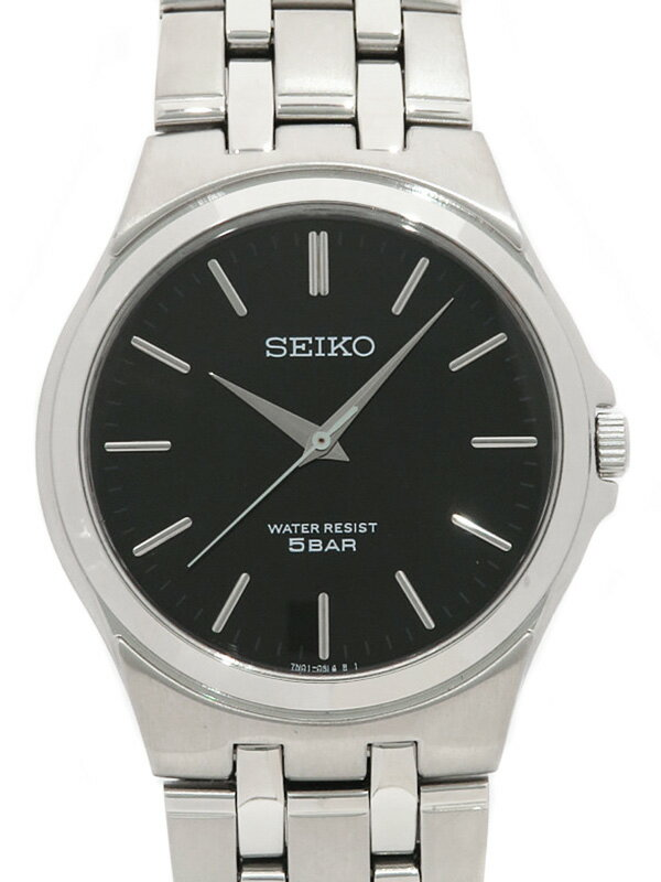 【SEIKO】【美品】セイコー『スピリット』SCXP023 7N01-0DM0 54****番 メンズ クォーツ 1週間保証【中古】