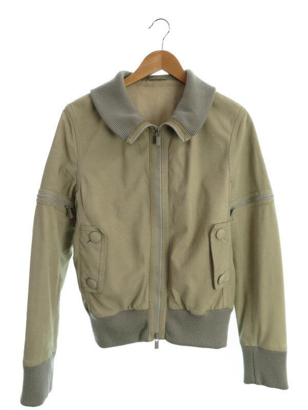 【BOTTEGA VENETA】【アウター】ボッテガヴェネタ『レザージャケット size46』メンズ 1週間保証【中古】
