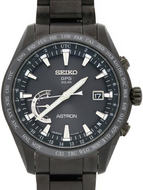 【SEIKO】【ASTRON】セイコー『アストロン』SBXB089 8X22-0AG0 65****番 メンズ ソーラーGPS 1ヶ月保証【中古】