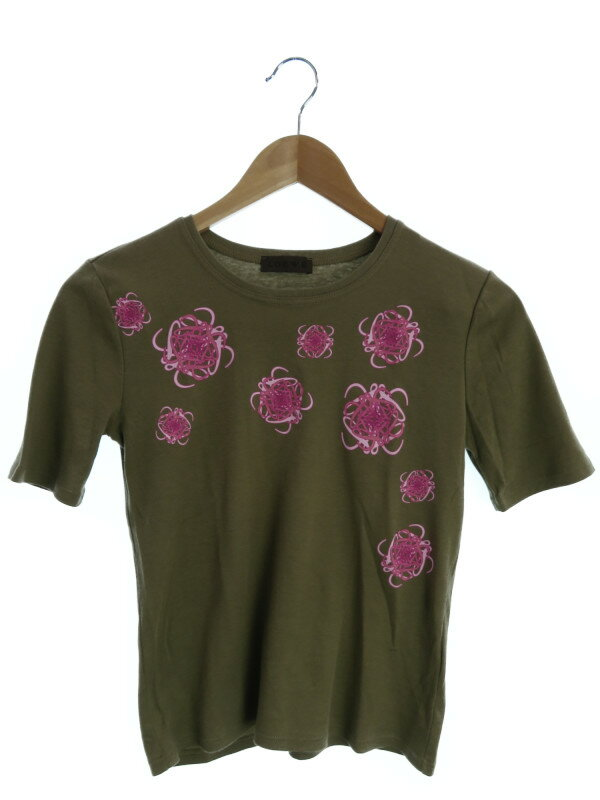 【LOEWE】【トップス】ロエベ『半袖Tシャツ sizeS』レディース 1週間保証【中古】