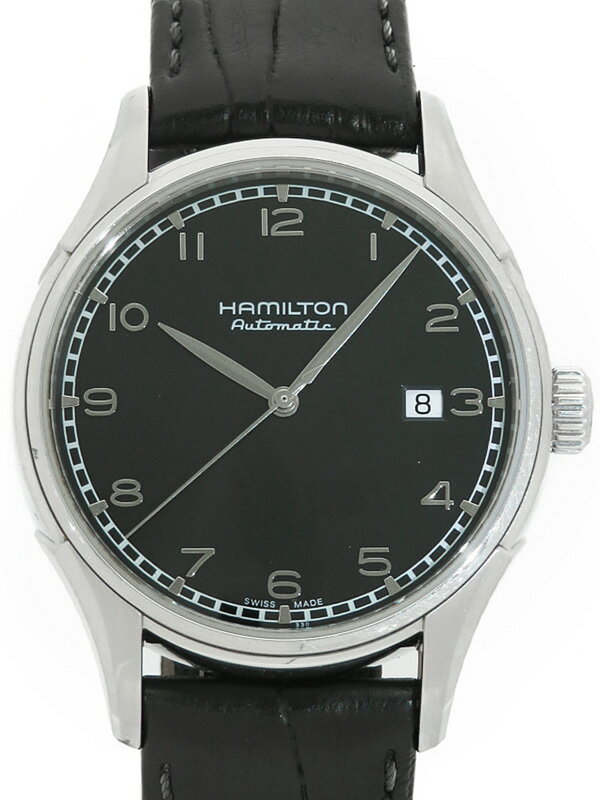 【HAMILTON】ハミルトン『バリアント オートマティック』H39515733 メンズ 自動巻き 1週間保証【中古】