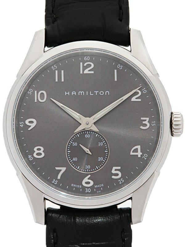 【HAMILTON】ハミルトン『ジャズマスター シンライン』H38411783 メンズ クォーツ 1週間保証【中古】