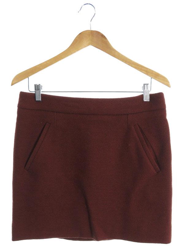 【CELINE】【ボトムス】セリーヌ『ウール×アンゴラ混 スカート size38』レディース 1週間保証【中古】