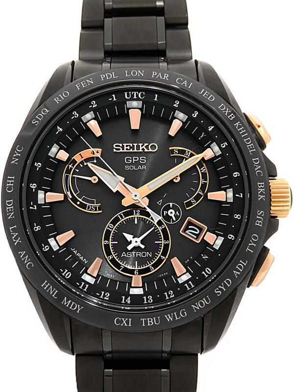 【SEIKO】セイコー『アストロン』SBXB075 8X53-0AB0 5D****番 メンズ ソーラーGPS 1ヶ月保証【中古】