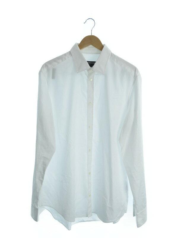 【BALENCIAGA】【トップス】バレンシアガ『長袖シャツ size42』メンズ 1週間保証【中古】
