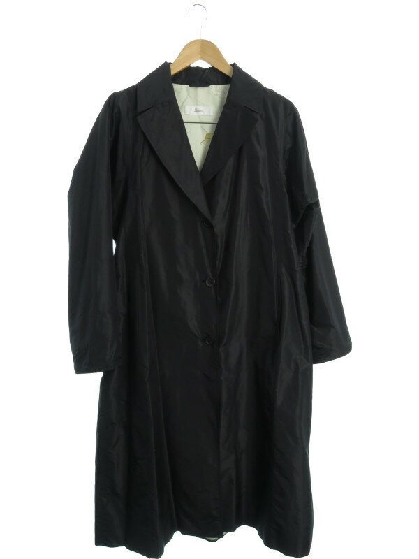 【HERNO】【アウター】ヘルノ『シルクコート size40』レディース 1週間保証【中古】