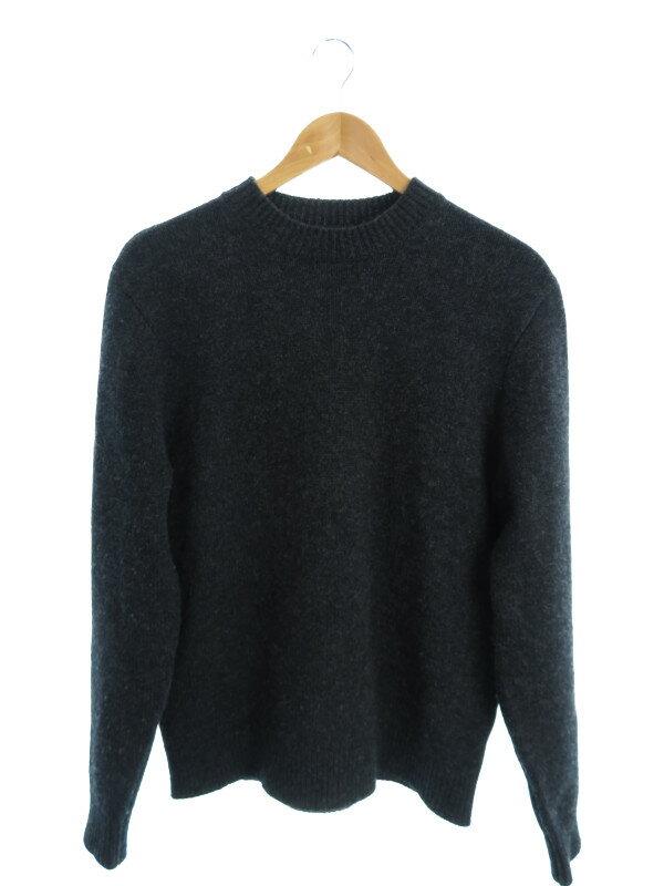 【BALENCIAGA】【トップス】バレンシアガ『ウール長袖ニット』メンズ セーター 1週間保証【中古】
