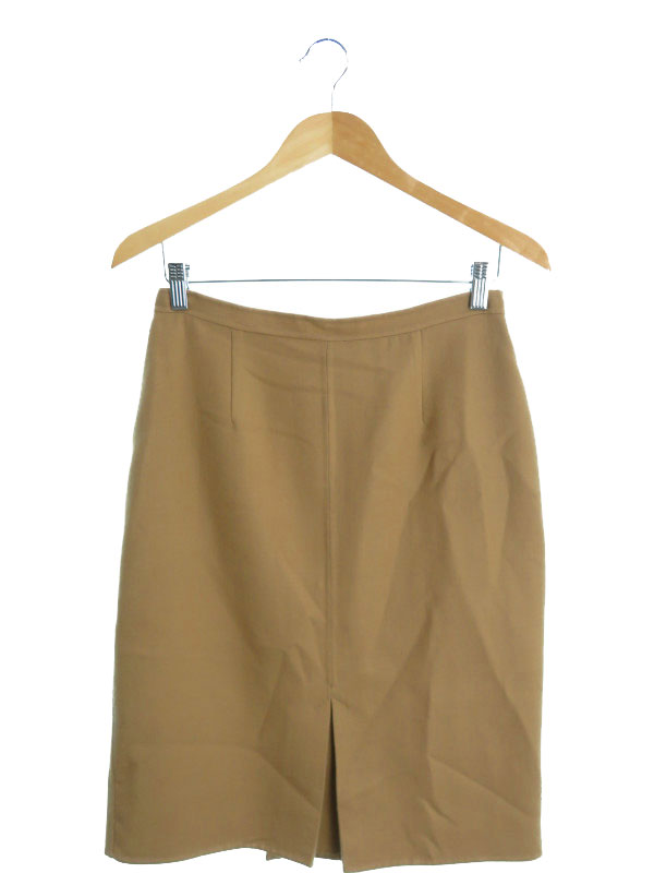 【Christian Dior】【ボトムス】クリスチャンディオール『ウールスカート  size40』レディース 1週間保証【中古】