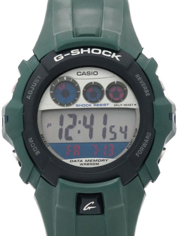 【CASIO】【G-SHOCK】【海外モデル】【電池交換済】カシオ『Gショック D.T.モデル』G-3D10 メンズ クォーツ 1週間保証【中古】