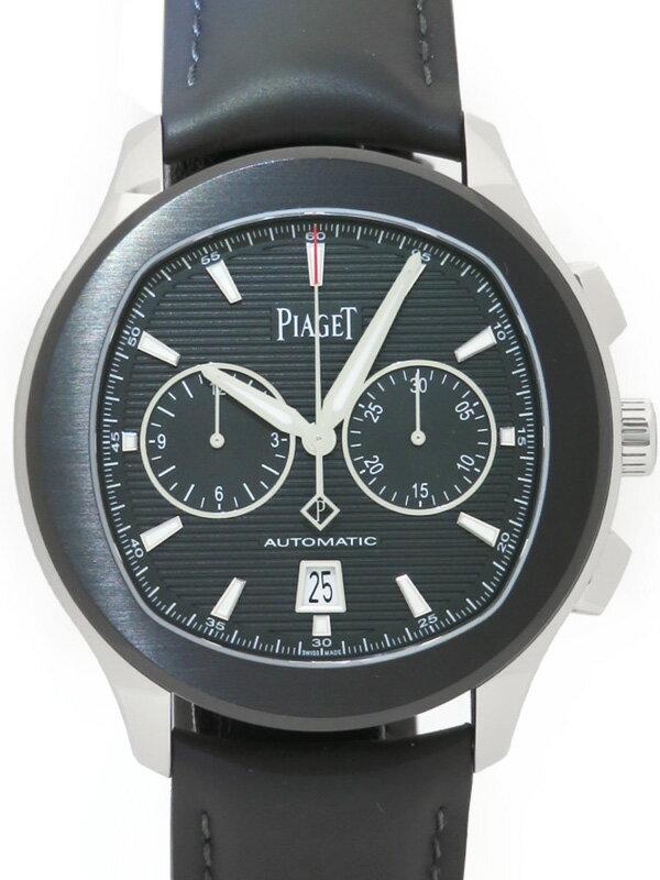 【PIAGET】【世界限定888本】ピアジェ『ポロ』G0A42002 メンズ 自動巻き 6ヶ月保証【中古】