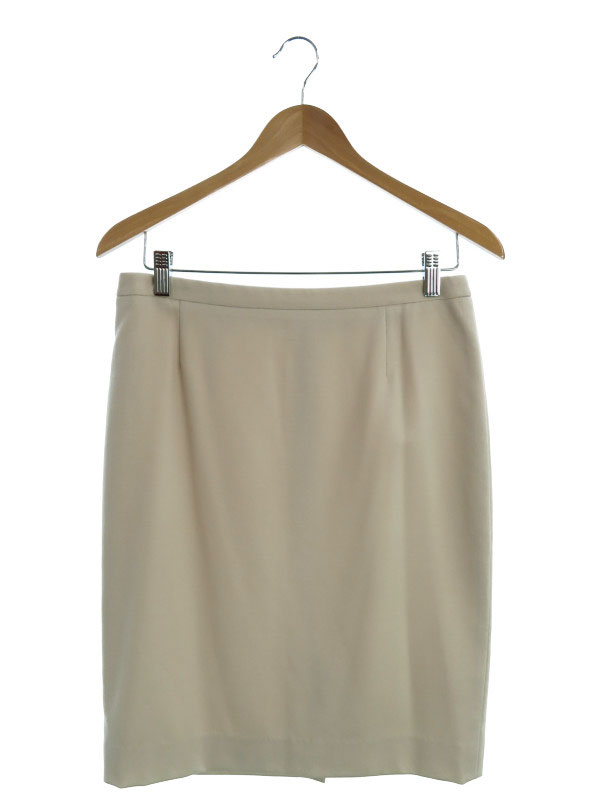 【Salvatore Ferragamo】【イタリア製】【ボトムス】フェラガモ『スカート size44』レディース 1週間保証【中古】
