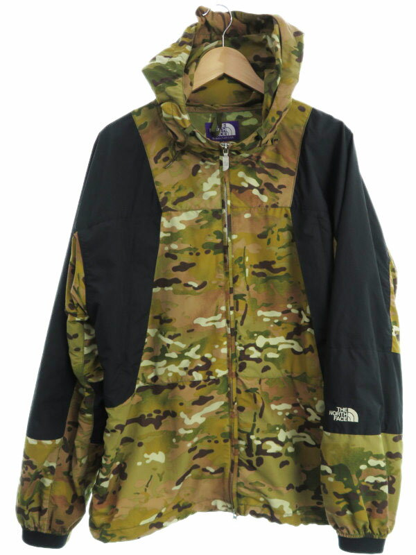 【THE NORTH FACE】【2018SS】【MOUNTAIN WIND PARKA】【B&Y別注】ザノースフェイス『ナイロンマウンテンパーカー sizeXL』NP2824N メンズ 1週間保証【中古】