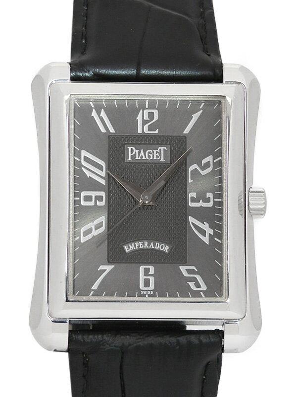 【PIAGET】【WGケース】【仕上済】ピアジェ『エンペラドール』P10040 メンズ 自動巻き 3ヶ月保証【中古】