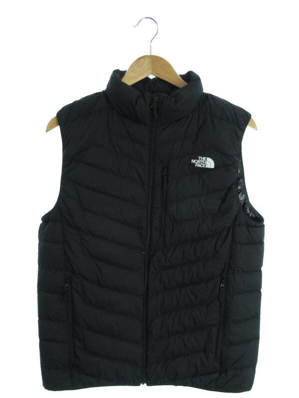 【THE NORTH FACE】【サンダーベスト】【Thunder Vest】ザノースフェイス『ダウンベスト sizeL』NY81404 メンズ 1週間保証【中古】