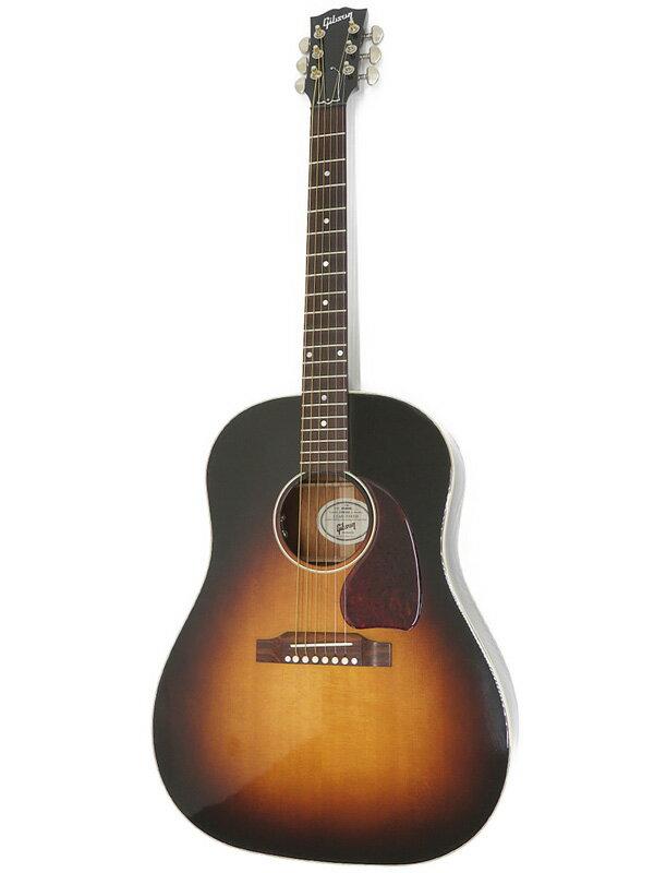 【Gibson】【工房メンテ済】ギブソン『E.アコースティックギター』2017 J-45 STANDARD 2016年製 エレアコギター 1週間保証【中古】