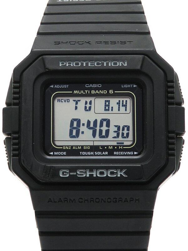 【CASIO】【G-SHOCK】カシオ『Gショック』GW-5510-1JF メンズ ソーラー電波クォーツ 1週間保証【中古】