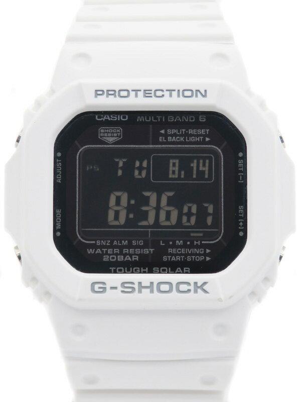 【CASIO】【G-SHOCK】【美品】カシオ『Gショック』GW-M5610MD-7JF ボーイズ ソーラー電波クォーツ 1週間保証【中古】
