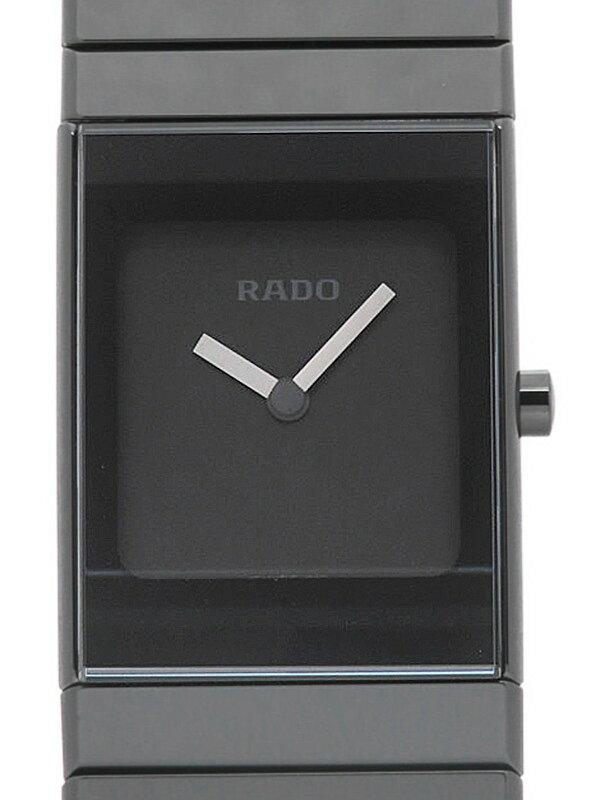 【RADO】ラドー『ダイヤスター』121.0452.3 レディース クォーツ 1週間保証【中古】