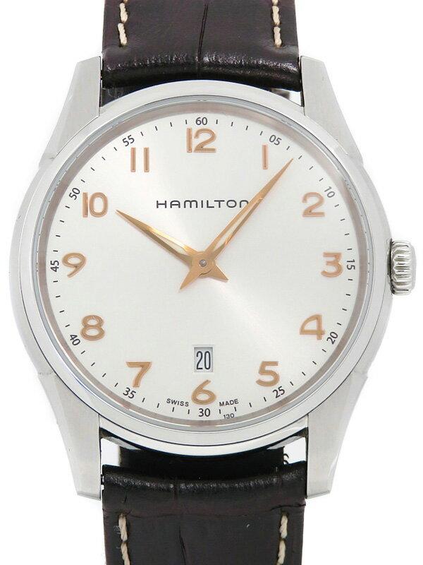 【HAMILTON】ハミルトン『ジャズマスター』H38511513 メンズ クォーツ 1週間保証【中古】